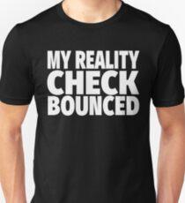 Funny Sarcastic Person Text Design T-Shirt