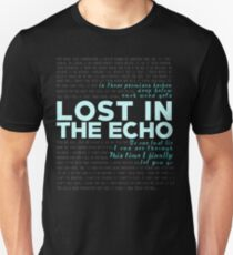 Lost In The Echo - Linkin Park Unisex T-Shirt