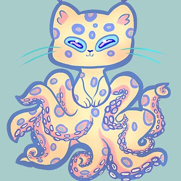 Catopus by adorkablyfeline