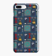 11th Pattern iPhone 8 Plus Case