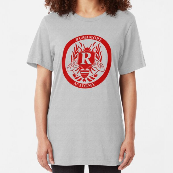 Rushmore Academy Slim Fit T-Shirt