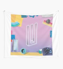 After Laughter Wall Tapestry