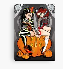 Trick & Treat Canvas Print