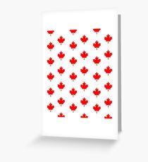 CANADA 3 Greeting Card