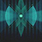 Bipolar Planetary Nebula   Ant Nebula   Space Art by FabledCreative