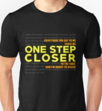One Step Closer - Linkin Park Slim Fit T-Shirt