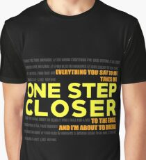 One Step Closer - Linkin Park Graphic T-Shirt