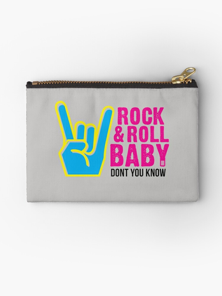 Paramore: Rock and Roll Baby, Dont You Know - BLK by catalystdesign
