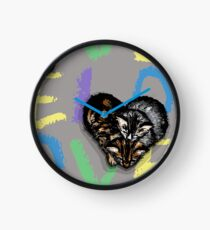 All You Need is Love. And Kitties. Clock