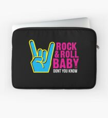 Paramore: Rock and Roll Baby, Dont You Know - WHT Laptop Sleeve