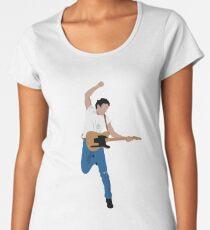 Bruce - Born  #2 Women's Premium T-Shirt
