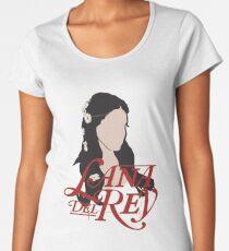 Lana Del Rey Lust For Life Logo Women's Premium T-Shirt