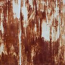 Rusty iron  abstract background by mrivserg