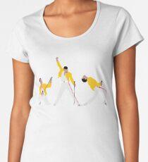 Freddie x 3 Women's Premium T-Shirt