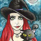 Lady Crimson (Mortal) by Victoria Thorpe