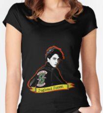 Camiseta entallada de cuello redondo Jughead Jones / Cole Sprouse / Riverdale