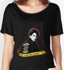 Jughead Jones / Cole Sprouse / Riverdale Women's Relaxed Fit T-Shirt