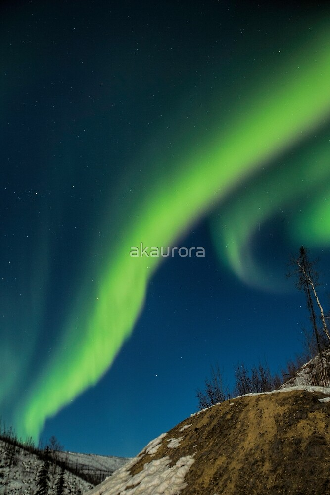 Hilltop Aurora 8 by akaurora