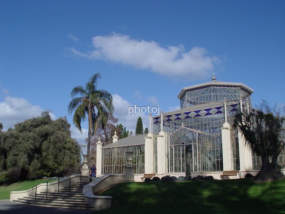 photoj South Australia B.Gardens - Hot House by photoj