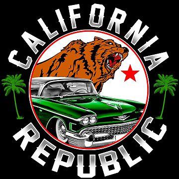 California Republic by LeoZitro