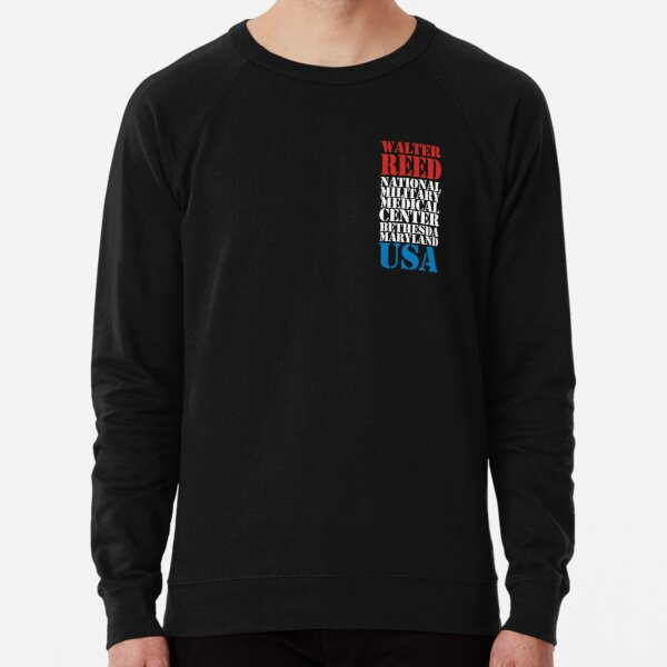 Walter Reed National Military Medical Center Lightweight Sweatshirt