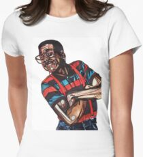 Urkel Womens Fitted T-Shirt