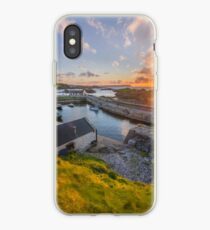 Ballintoy  harbour , County Antrim , Northern Ireland iPhone Case