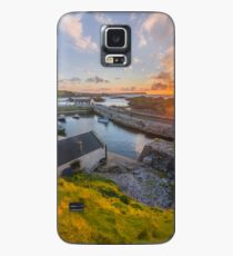 Ballintoy  harbour , County Antrim , Northern Ireland Case/Skin for Samsung Galaxy