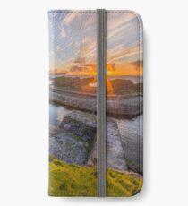 Ballintoy  harbour , County Antrim , Northern Ireland iPhone Wallet/Case/Skin