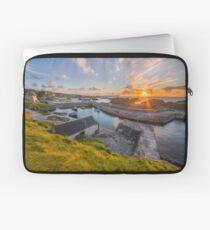 Ballintoy  harbour , County Antrim , Northern Ireland Laptop Sleeve