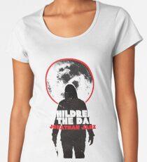 Sinister Grin Press Children of the Dark Women's Premium T-Shirt