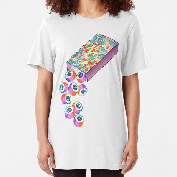 KoKoBop Camiseta ajustada