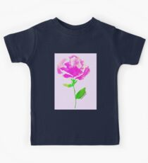 Flower painting Kids Clothes
