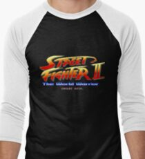 Street Fighter II - Pixel Art T-Shirt