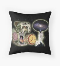The Birth of the Separation Throw Pillow