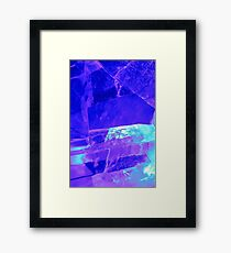 colors_are_connected_#3 Framed Print