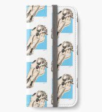 Horse Skull iPhone Wallet/Case/Skin