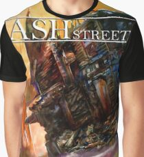 Sinister Grin Press Ash Street Graphic T-Shirt