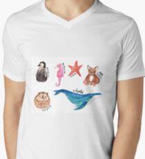Animal pattern T-Shirt