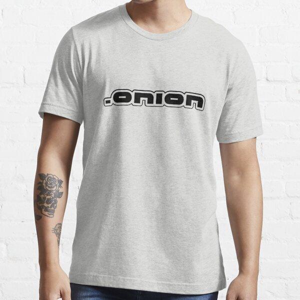 .onion - black Essential T-Shirt