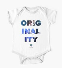 SUPERHERO ORIGINALITY - Image with Text Kids Clothes