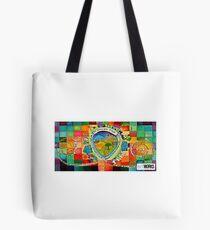 Our Vibrant Lives: Nuestra Vida de Colores Tote Bag