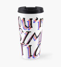 Kathleen - 3D Travel Mug
