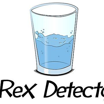 T.Rex detector by eltronco