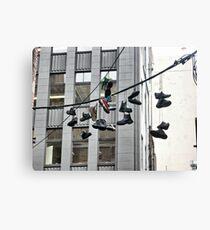 High-flyers Canvas Print