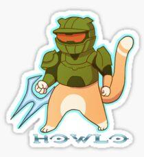Howlo Sticker