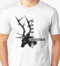 Hannibal Obsessed Logo T-Shirt