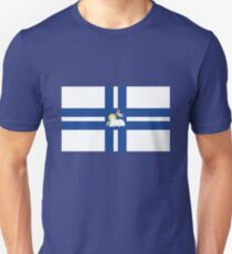 Flag of Preston, Lancashire (UK) T-Shirt