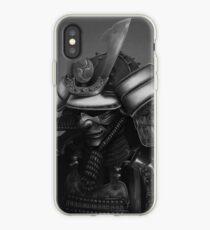 Vinilo o funda para iPhone Samurai