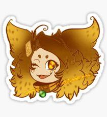 Trickster Chibi Sticker Sticker